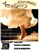 """Concerto del gruppo """"APULIA ENSEMBLE"""""""