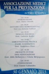 locandina convegno 30 gennaio 2013