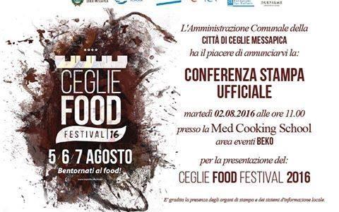 Ceglie Food Festival 2016