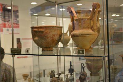 Mostra collezioni archeologiche