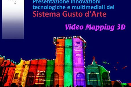 Video mapping 3 D