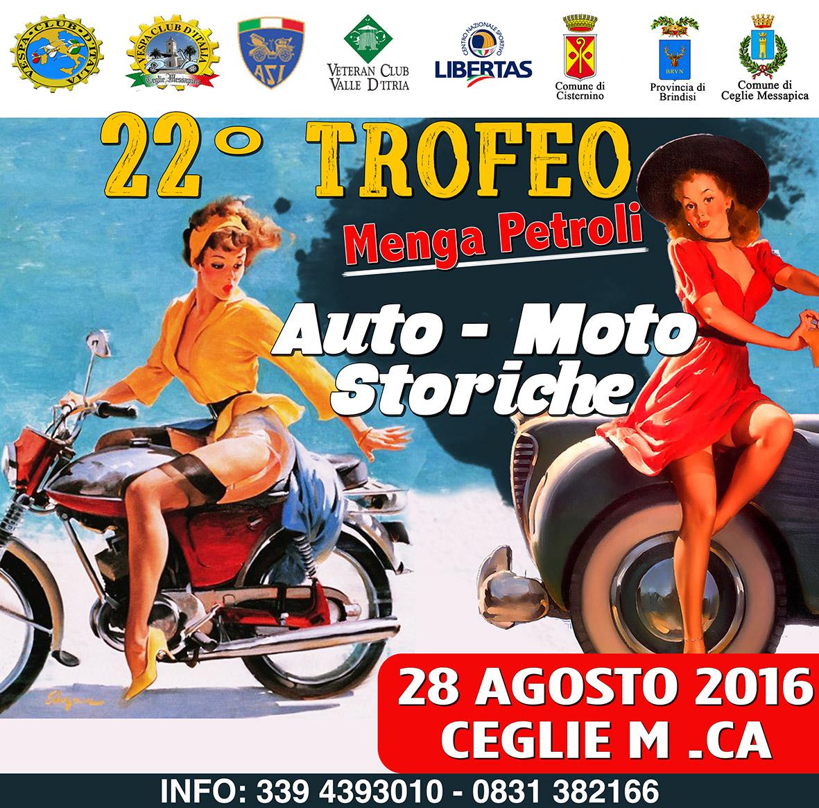 locandina 22 trofeo auto-moto