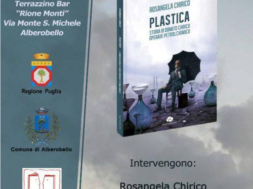 PLASTICA – Incontro con l'Autrice