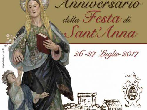 Festeggiamenti in onore di Sant'Anna