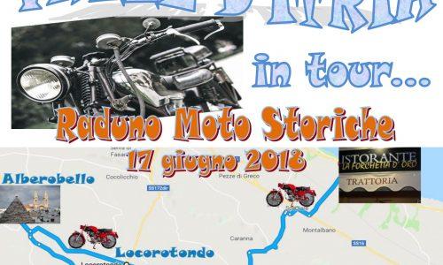 "Raduno moto storiche ""Valle d'Itria in tour…"""